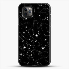 Load image into Gallery viewer, All The Love iPhone 11 Pro Max Case, Black Plastic Case | JoeYellow.com