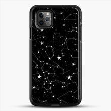 Load image into Gallery viewer, All The Love iPhone 11 Pro Max Case, Black Rubber Case | JoeYellow.com
