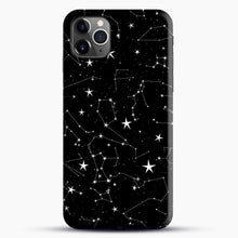 Load image into Gallery viewer, All The Love iPhone 11 Pro Max Case, Black Snap 3D Case | JoeYellow.com