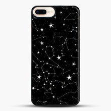 Load image into Gallery viewer, All The Love iPhone 8 Plus Case, Black Plastic Case | JoeYellow.com