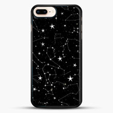 Load image into Gallery viewer, All The Love iPhone 8 Plus Case, Black Rubber Case | JoeYellow.com