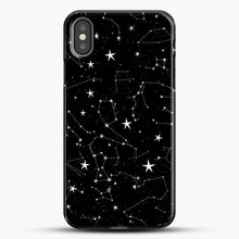 Load image into Gallery viewer, All The Love iPhone X Case, Black Plastic Case | JoeYellow.com