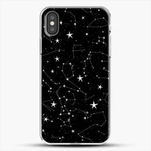Load image into Gallery viewer, All The Love iPhone X Case, White Plastic Case | JoeYellow.com