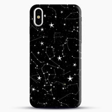 Load image into Gallery viewer, All The Love iPhone X Case, Black Snap 3D Case | JoeYellow.com