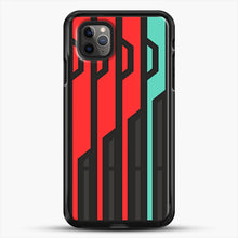 Load image into Gallery viewer, Allagan Tomestone Of Poetics iPhone 11 Pro Max Case, Black Rubber Case | JoeYellow.com