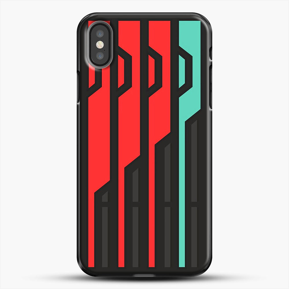 Allagan Tomestone Of Poetics iPhone X Case, Black Plastic Case | JoeYellow.com