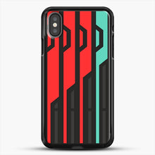 Load image into Gallery viewer, Allagan Tomestone Of Poetics iPhone X Case, Black Rubber Case | JoeYellow.com