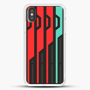 Allagan Tomestone Of Poetics iPhone X Case, White Rubber Case | JoeYellow.com