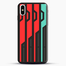 Load image into Gallery viewer, Allagan Tomestone Of Poetics iPhone X Case, Black Snap 3D Case | JoeYellow.com