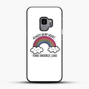 Always In My Heart Yours Sincerely Louis Samsung Galaxy S9 Case