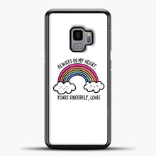 Load image into Gallery viewer, Always In My Heart Yours Sincerely Louis Samsung Galaxy S9 Case