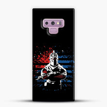 Load image into Gallery viewer, American Flag Fortnite Samsung Galaxy Note 9 Case
