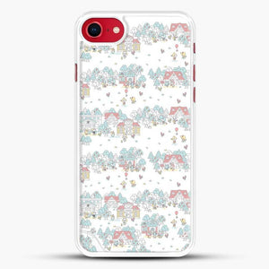 Animal Crossing Some House Scenery iPhone 8 Case