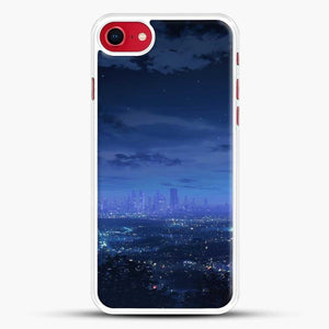Anime Scenery City iPhone 8 Case