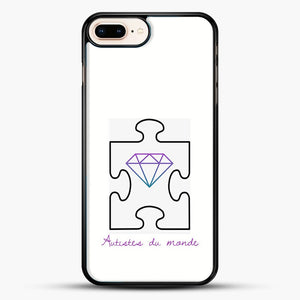 Autistic people of the world iPhone 7 Plus Case
