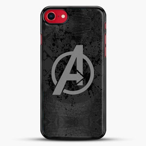 Avenger Black Splash iPhone 8 Case