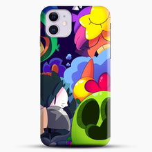 Load image into Gallery viewer, Bs Brawl Stars iPhone 11 Case, Black Snap 3D Case | JoeYellow.com
