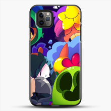 Load image into Gallery viewer, Bs Brawl Stars iPhone 11 Pro Max Case, Black Plastic Case | JoeYellow.com