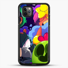 Load image into Gallery viewer, Bs Brawl Stars iPhone 11 Pro Max Case, Black Rubber Case | JoeYellow.com