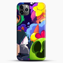 Load image into Gallery viewer, Bs Brawl Stars iPhone 11 Pro Max Case, Black Snap 3D Case | JoeYellow.com
