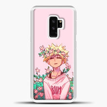 Load image into Gallery viewer, Bakugou In Pink Samsung Galaxy S9 Plus Case