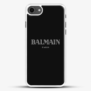 Balmain Paris White iPhone 7 Case