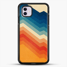Load image into Gallery viewer, Barricade iPhone 11 Case, Black Rubber Case | JoeYellow.com