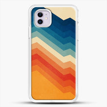 Load image into Gallery viewer, Barricade iPhone 11 Case, White Rubber Case | JoeYellow.com