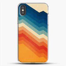 Load image into Gallery viewer, Barricade iPhone X Case, White Plastic Case | JoeYellow.com