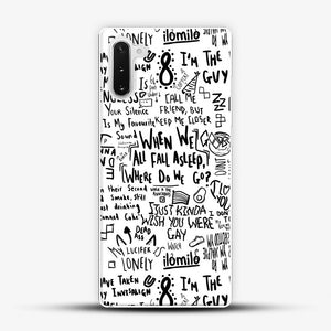 Billie Eilish Samsung Galaxy Note 10 Case