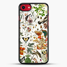 Load image into Gallery viewer, Biology 101 iPhone 7 Case, Black Rubber Case | JoeYellow.com