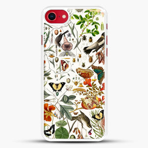 Biology 101 iPhone 7 Case, White Rubber Case | JoeYellow.com