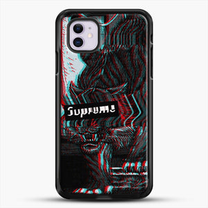 Black Beast iPhone 11 Case, Black Rubber Case | JoeYellow.com