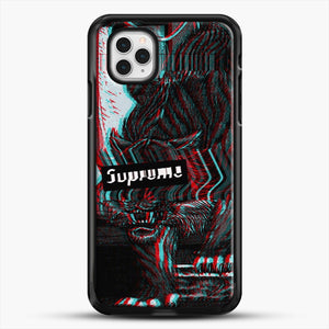 Black Beast iPhone 11 Pro Case, Black Rubber Case | JoeYellow.com
