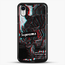 Load image into Gallery viewer, Black Beast iPhone XR Case, Black Rubber Case | JoeYellow.com
