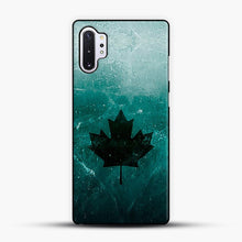 Load image into Gallery viewer, Black Ice Xx Norm Black Leaves Samsung Galaxy Note 10 Plus Case