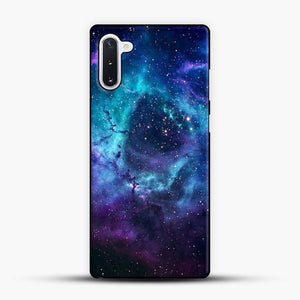 Blue Galaxy Samsung Galaxy Note 10 Case