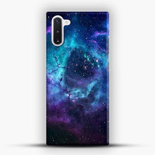 Load image into Gallery viewer, Blue Galaxy Samsung Galaxy Note 10 Case