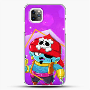 Brawl Stars Gene iPhone 11 Pro Max Case, White Plastic Case | JoeYellow.com