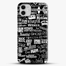 Load image into Gallery viewer, Broadway Baby iPhone 11 Case, Black Snap 3D Case | JoeYellow.com