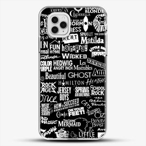 Broadway Baby iPhone 11 Pro Case, White Plastic Case | JoeYellow.com