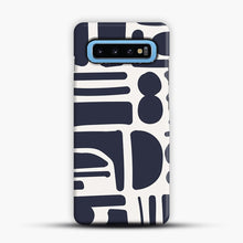 Load image into Gallery viewer, Brush Stroke Minimal 13 Samsung Galaxy S10 Case