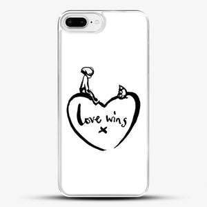 CHARLIE MACKESY LOVE WINS iPhone 7 Plus Case