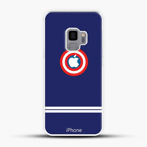 Captain Apple Samsung Galaxy S9 Case