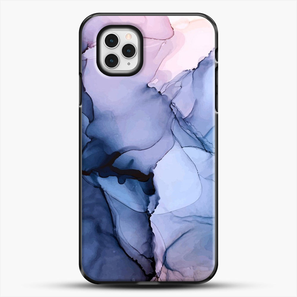 Captivating 1 Alcohol Ink Painting iPhone 11 Pro Case, Black Plastic Case | JoeYellow.com