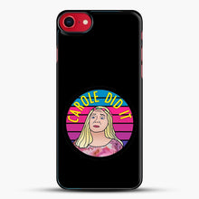 Load image into Gallery viewer, Carole Joe Exotic iPhone 7 Case, Black Plastic Case | JoeYellow.com