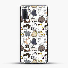 Load image into Gallery viewer, Cats Cats Cats Samsung Galaxy Note 10 Case