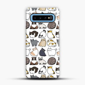 Cats Cats Cats Samsung Galaxy S10 Case