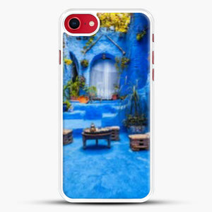 Chefchaouane city morroco iPhone 7 Case