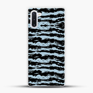 Clouds Blue And Black Samsung Galaxy Note 10 Case